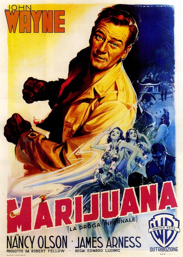 John Wayne Marijuana