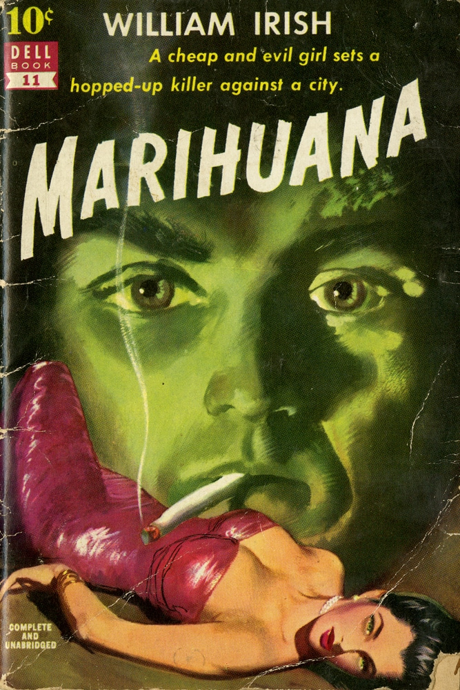 Marihuana William Irish