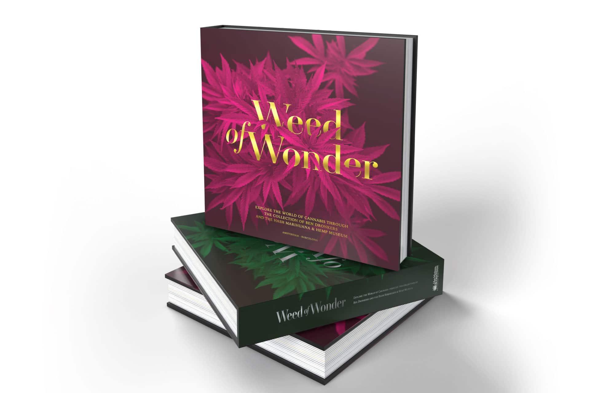 Weed of Wonder museum book