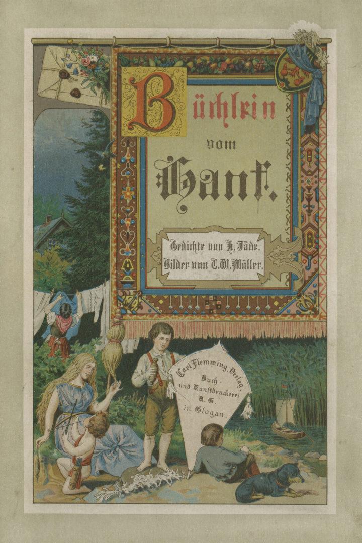 Büchlein vom Hanf (Boekje over hennep), 1889.