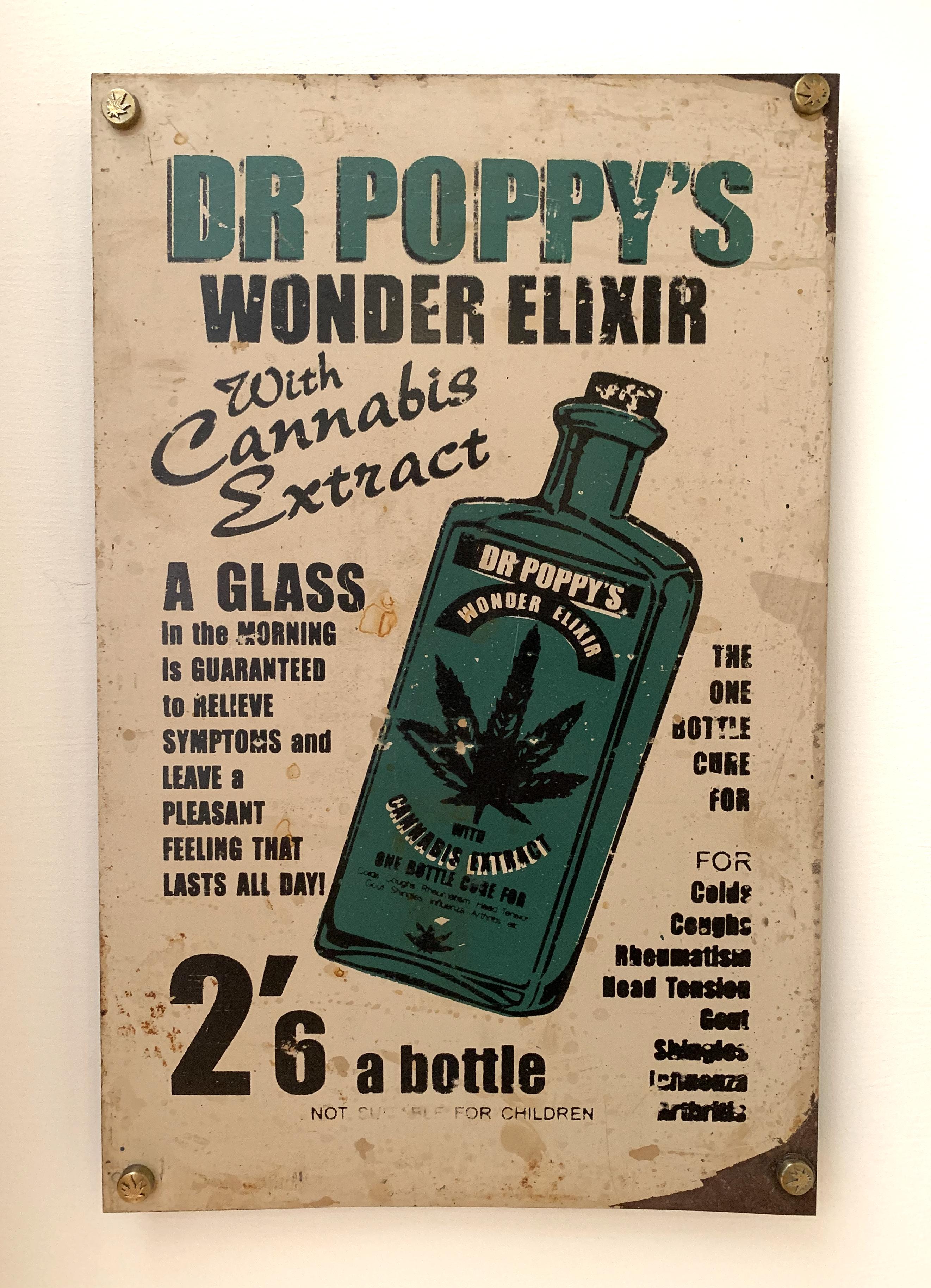 Dr Poppy's Wonder Elixir