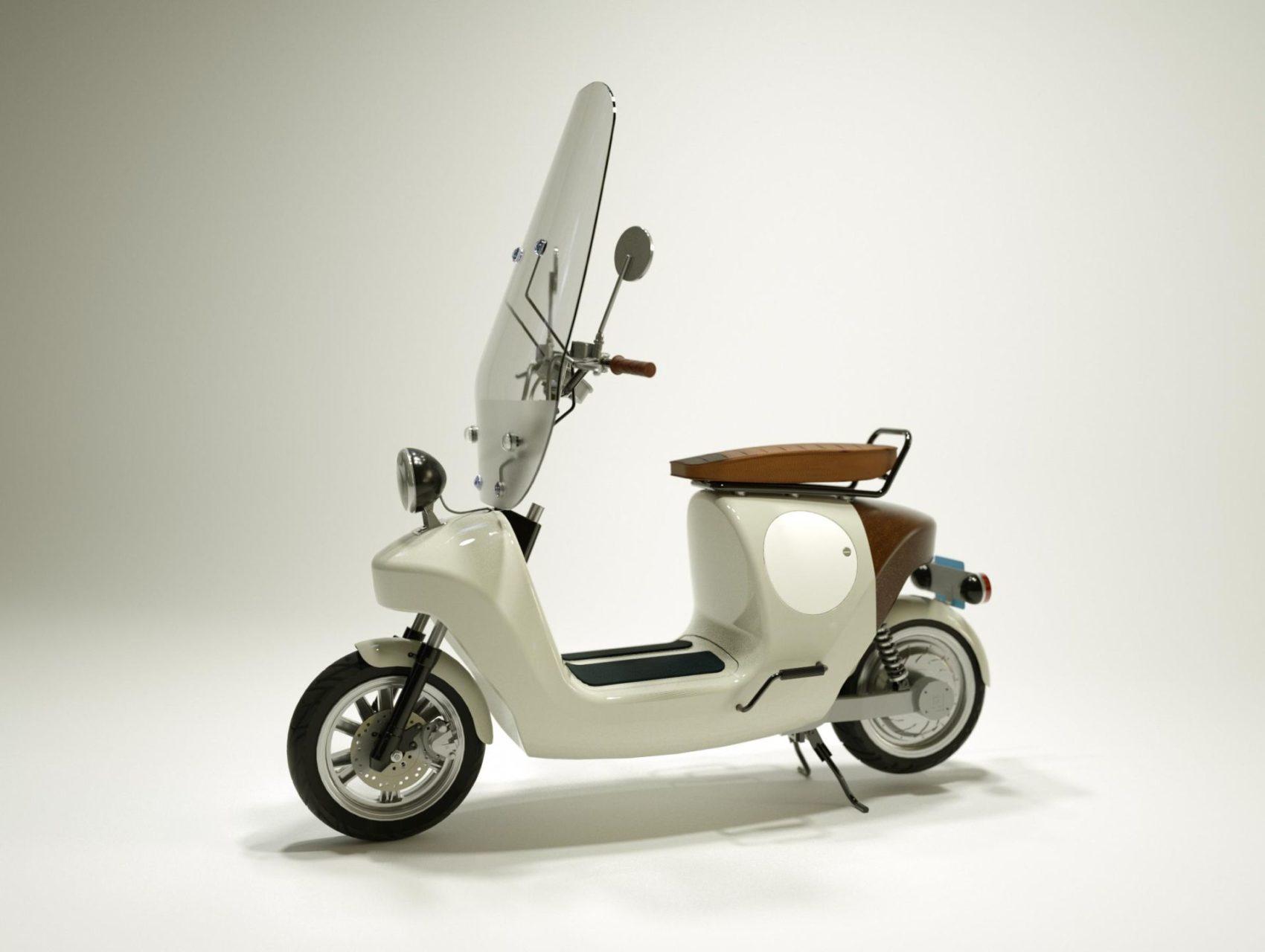 be.e hemp scooter